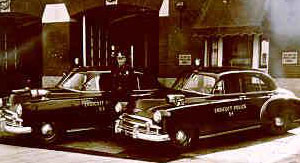 endicott police cars 1925 1 300x163 - About