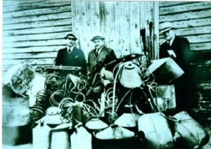 endicott police prohibition era 300x212 - About