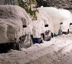 winter parking endicott - General Information