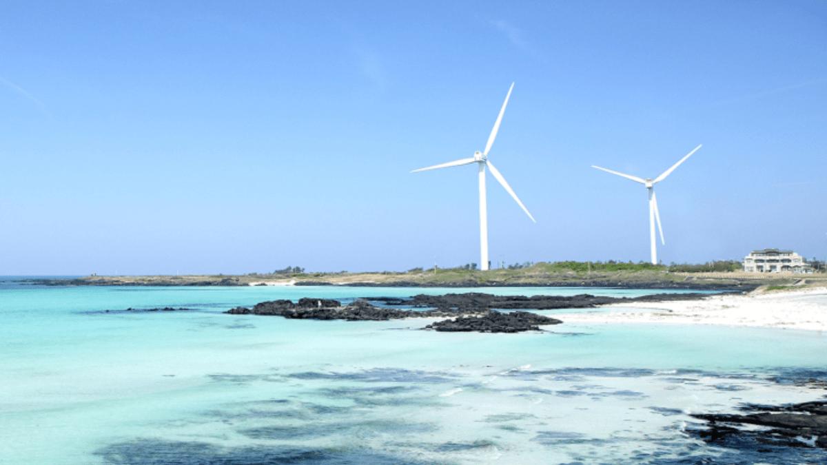 Gimnyeong onshore wind farm