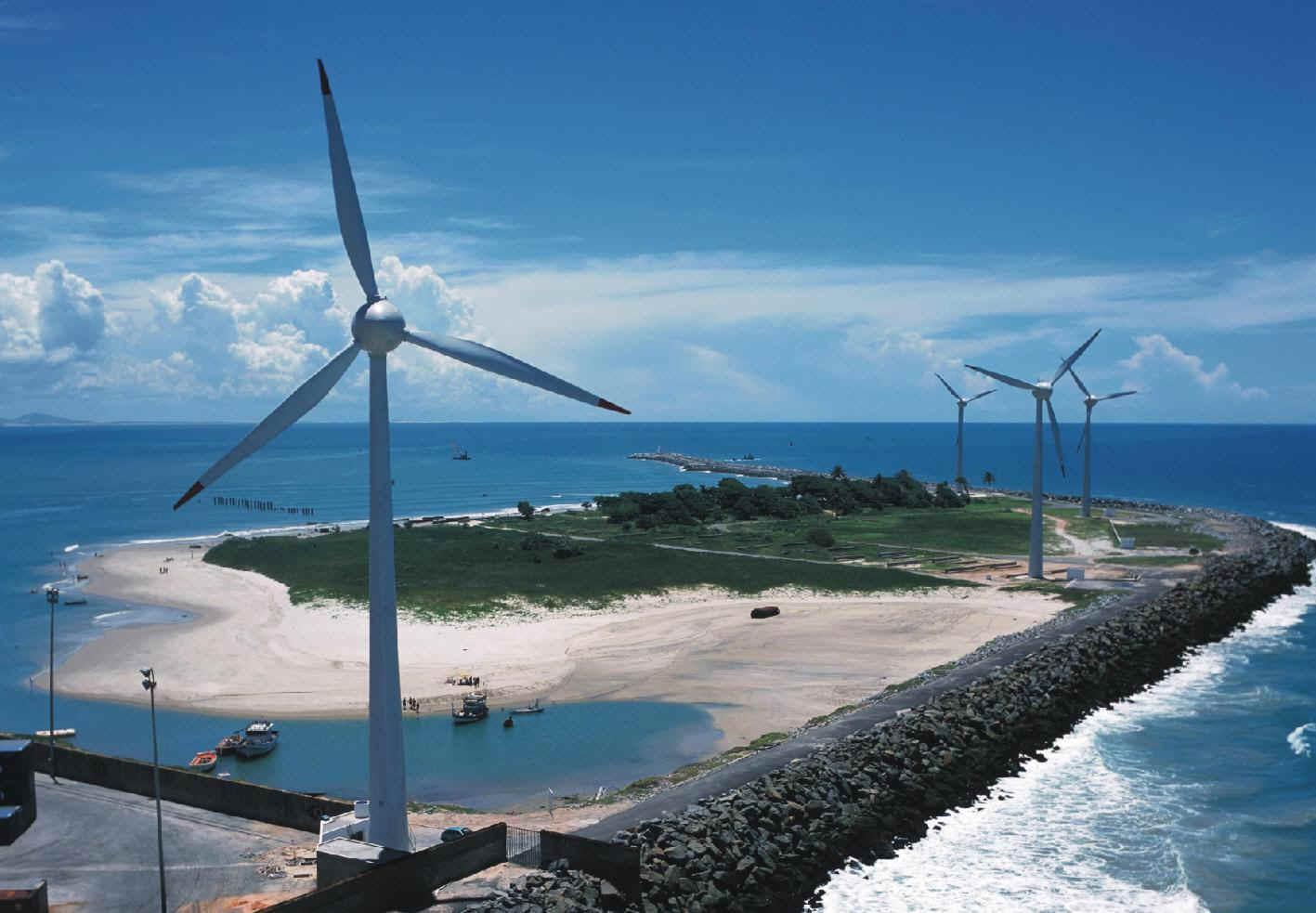 Wind Power Brasil