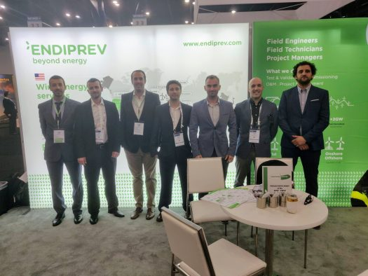 Endiprev at AWEA WINDPOWER 2019 - US wind energy