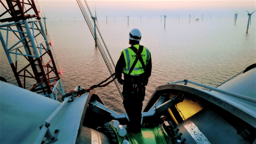 Endiprev supported Siemens Gamesa in an offshore corrective maintenance project