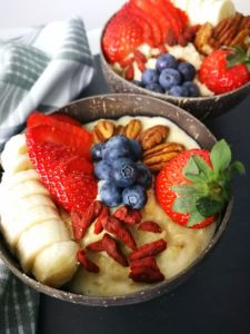 Low Carb Porridge