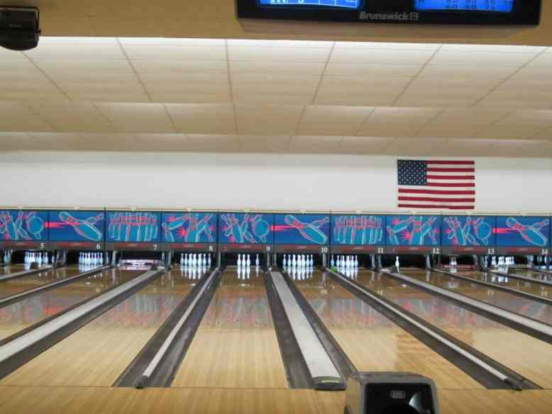 Bowling in the Midwest