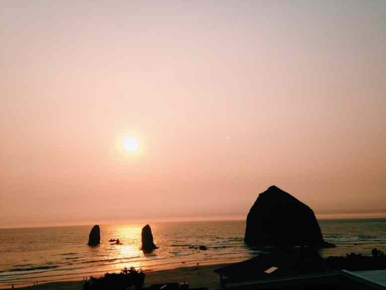 Weekend Stay in Cannon Beach