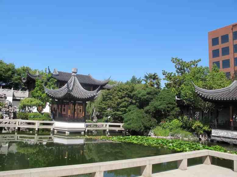 Portland's Chinese Garden