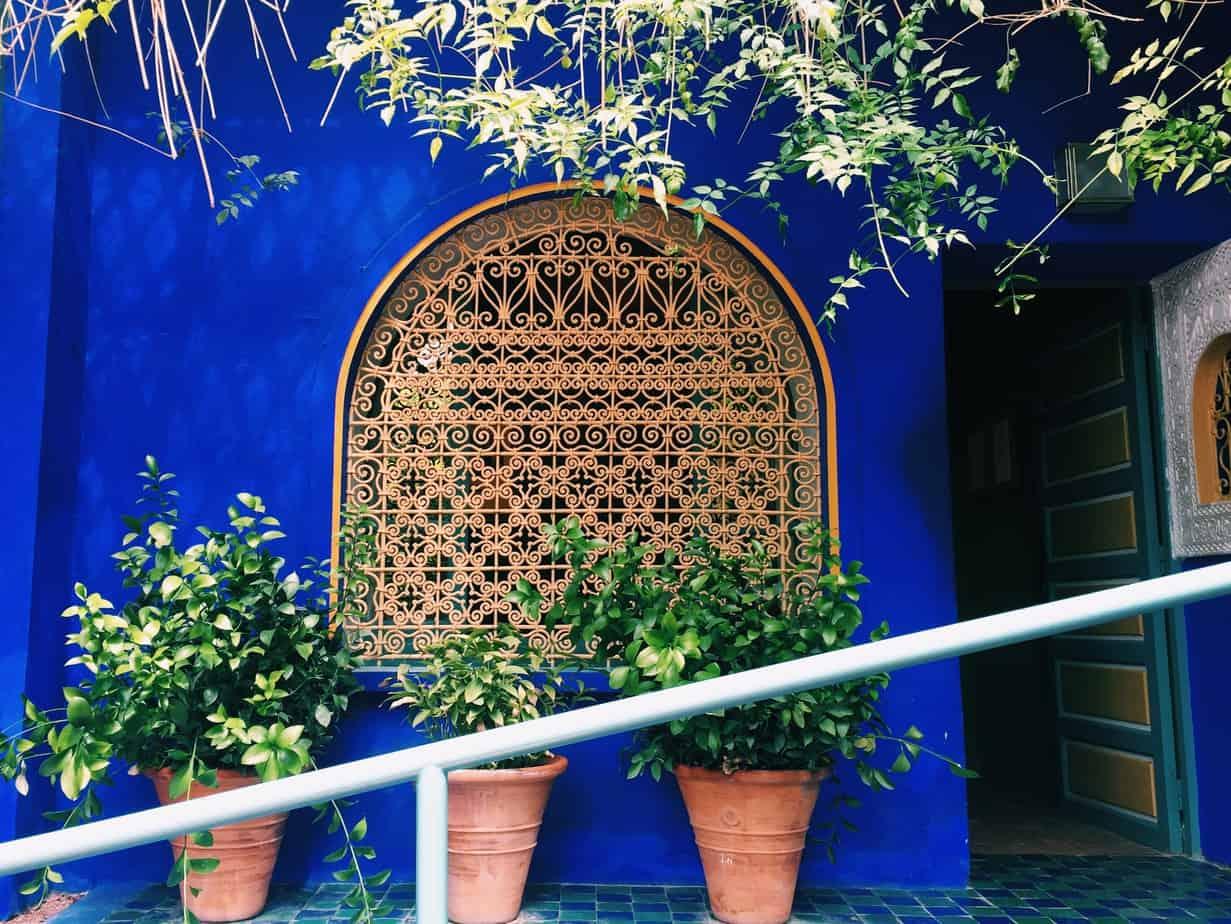 Jardin majorelle marrakech for Jardin majorelle