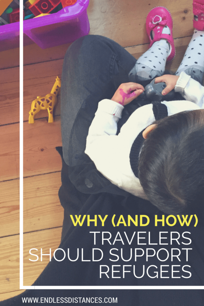 As people who have seen the world, travelers should support refugees. Don't know why or how? Here's my advice for how travelers should support refugees.