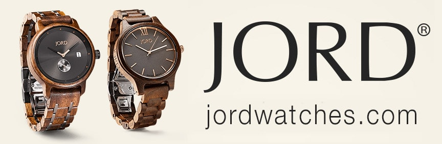 jord watches collab