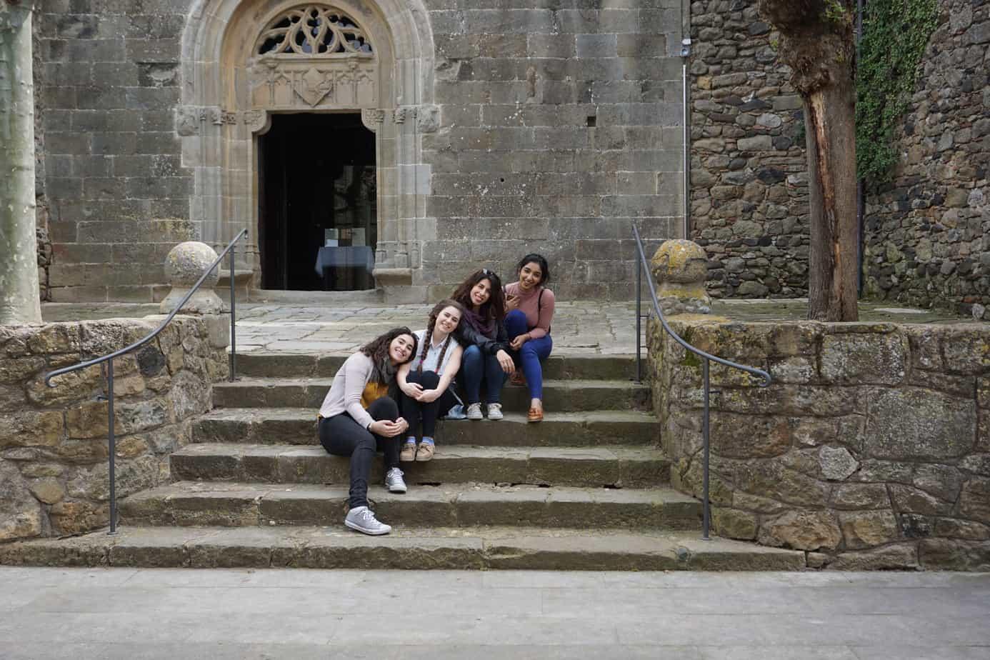 A Surreal Visit to Dali's Castle of Púbol - endless distances