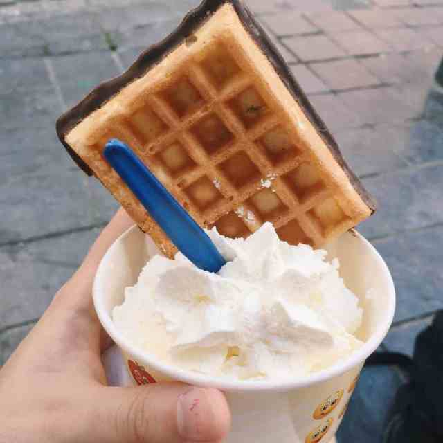 Cheating on frites with gluten free waffles Or Wafs ashellip
