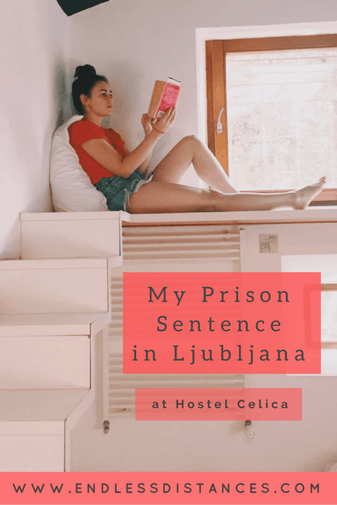 Looking for the perfect budget accommodation in Ljubljana? My prison sentence in Ljubljana at Hostel Celica the hippest hostel in the world was visionary.