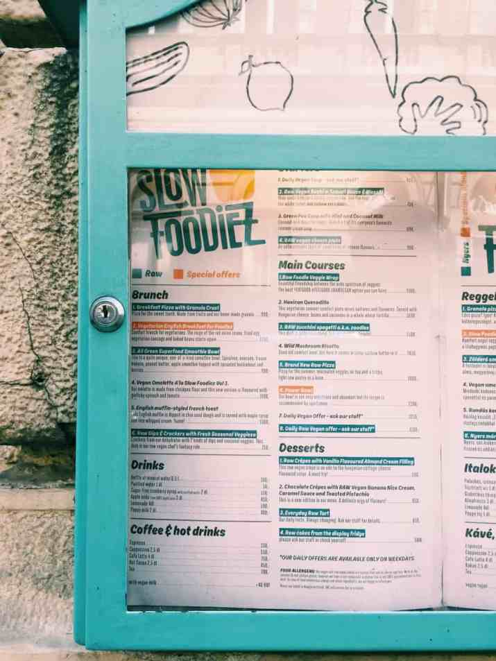 Slow Foodiez menu: If you're finding yourself hungry in Hungary, read this ultimate guide to gluten free Budapest! Including 100% gluten free Budapest restaurants and more.
