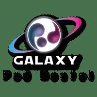 galaxy pod hostel logo