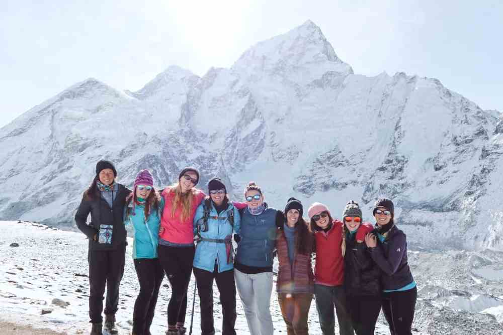 Read this sample 11 day Everest Base Camp trek itinerary for locations, distances, altitude, and how to choose the best tour company based on itinerary. #ebc #everestbasecamp #everestbasecampitinerary #everestbasecamptrekitinerary #trekking #nepal