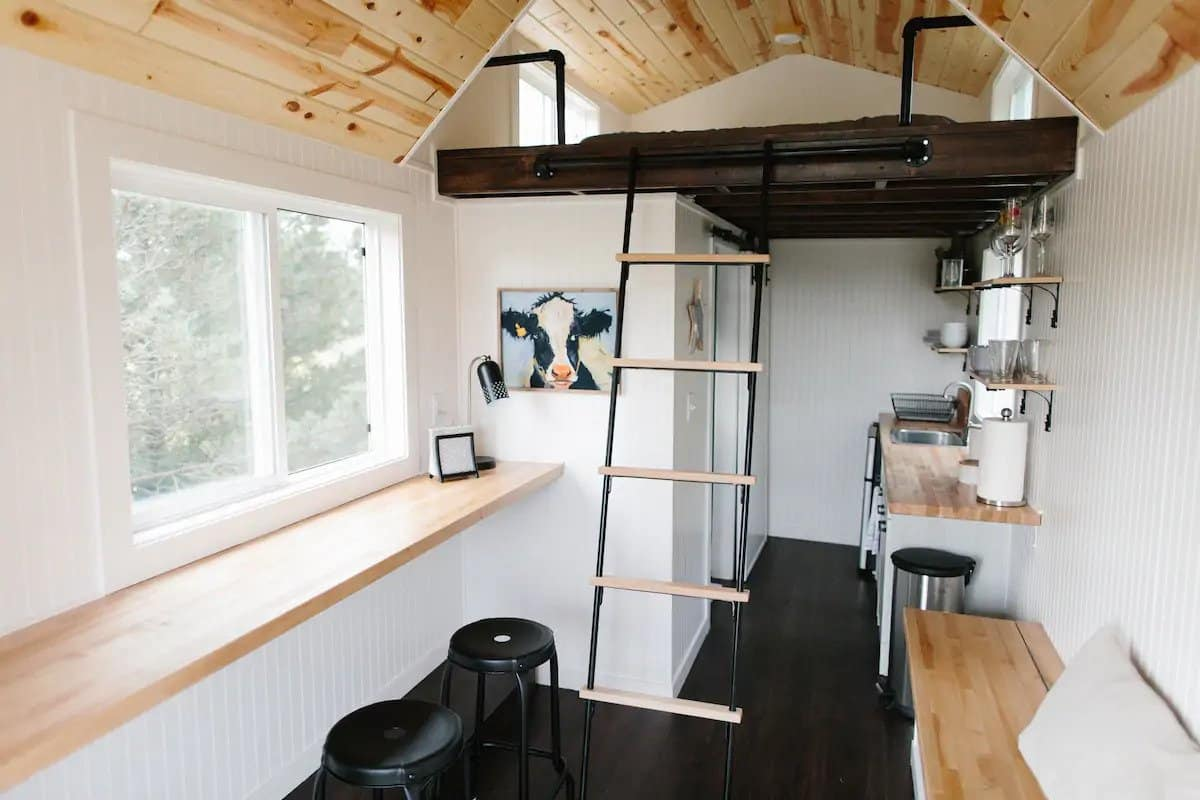 Petoskey tiny house.
