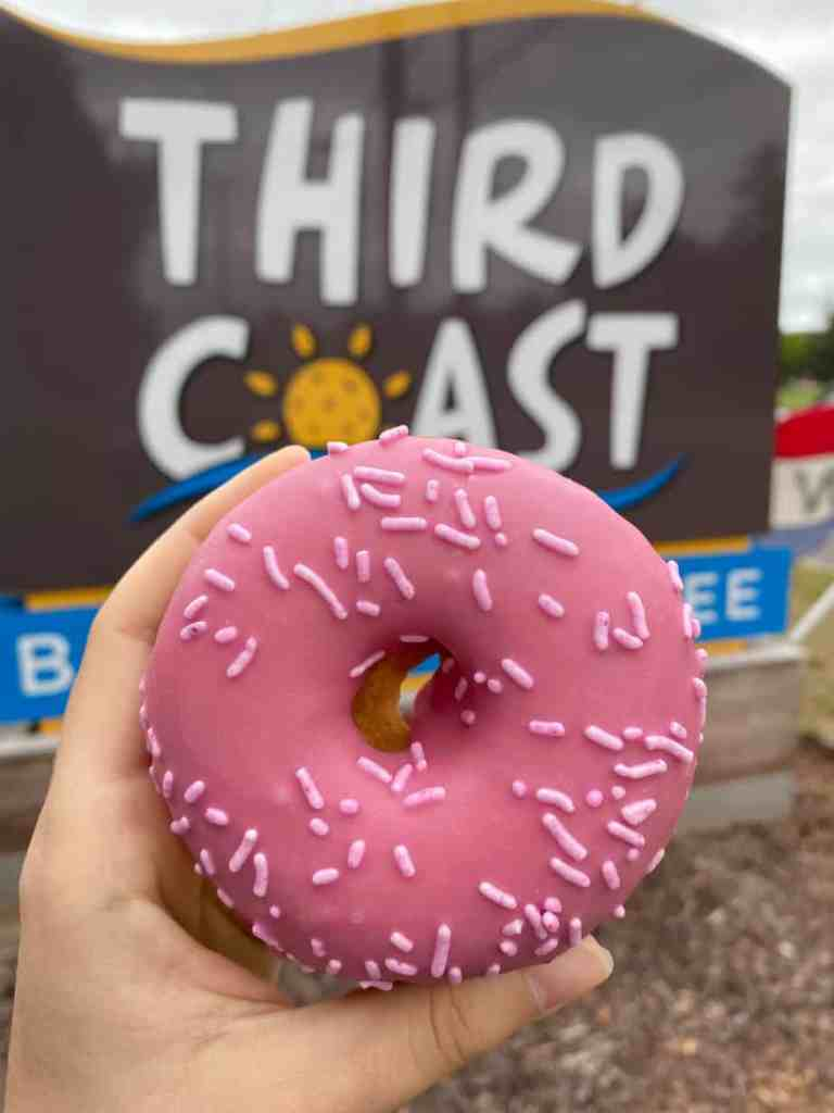 100% gluten free bakery in Traverse City, Michigan. Check out this full gluten free Traverse City guide!