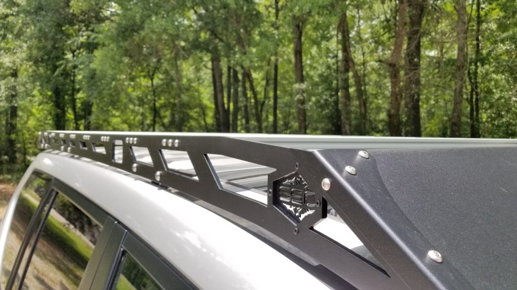 sso southern style offroad gx460 roof rack