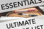 The Ultimate List of College Study Essentials: When it's time to hit the library for a night (or day) of studying, make sure you have all of the essentials necessary to have a productive, painless and focused study session. Click through now to make sure you have all the right essentials.