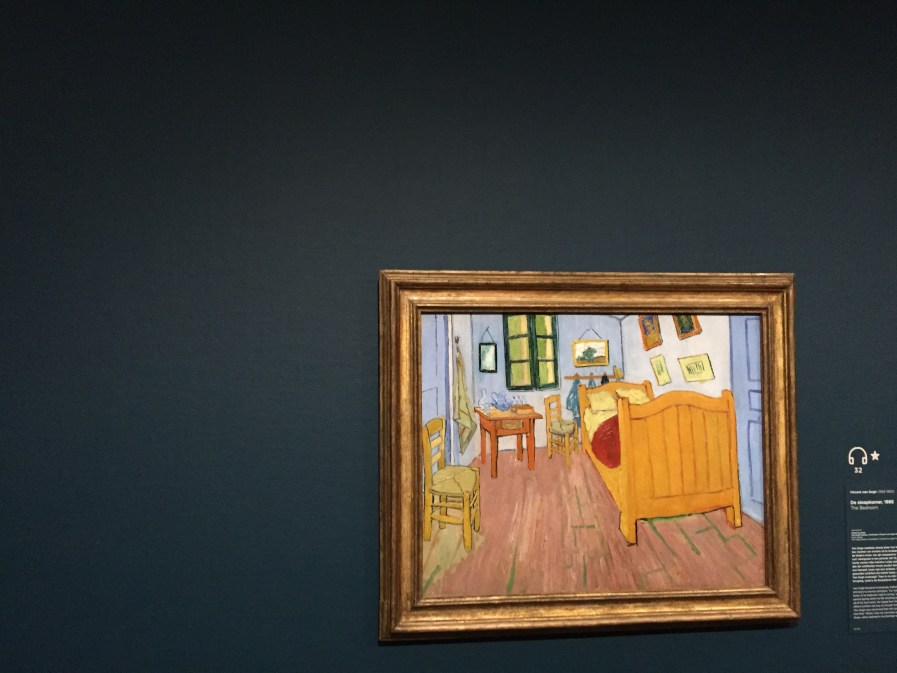 """The Bedroom"" by Van Gogh"