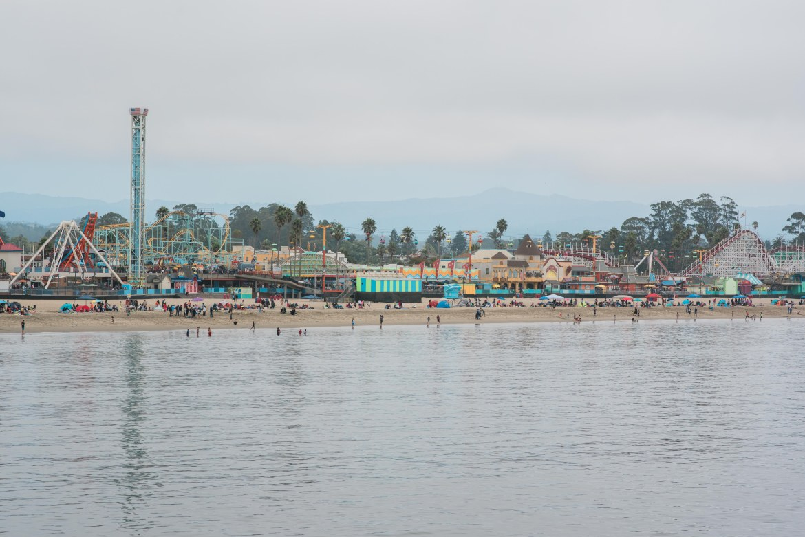 A foggy romantic morning in Santa Cruz with Shannon May Brown from Endless May