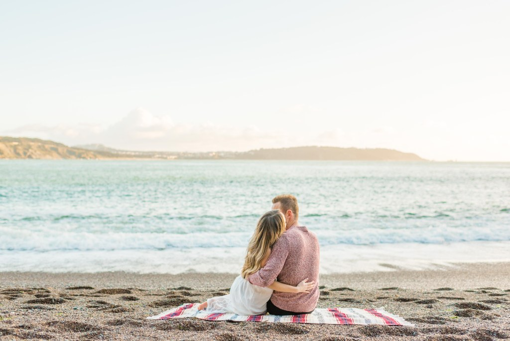 Kirby Cove Engagement San Francisco | Shannon May Brown photography
