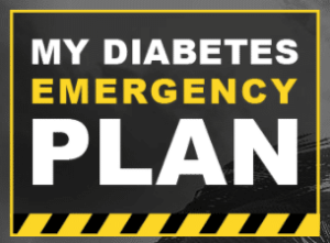 Read more about the article My Diabetes emergency plan