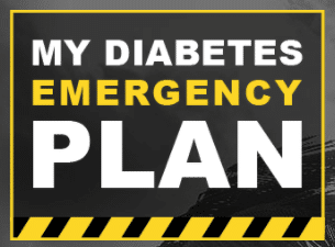 You are currently viewing My Diabetes emergency plan
