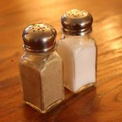Reduce salt for weight loss