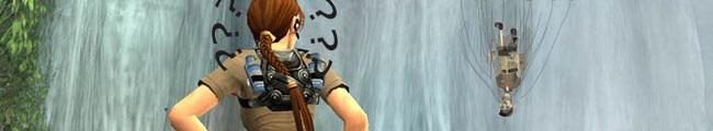Warten auf Lara