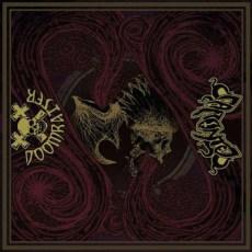 """Coaronte/Doomraiser - Purple LTD Split 12"""" - LP (Purple)"""