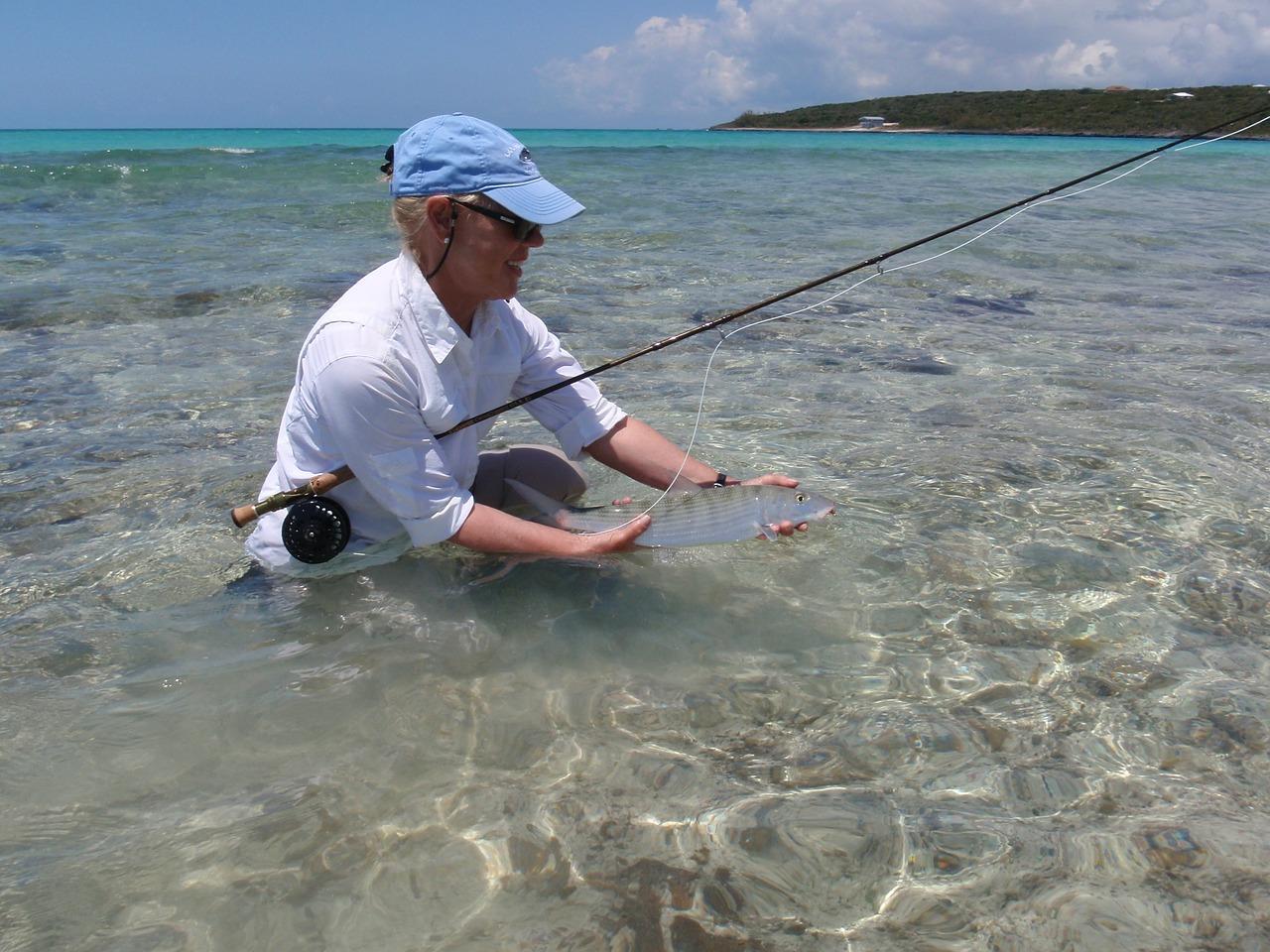 Guanaja fly fishing