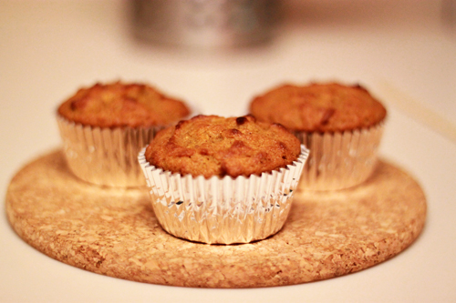 How to Make Paleo Pumpkin Muffins