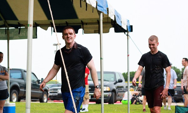 Obstacle Run, Odd-Object Lifting and The Revolution
