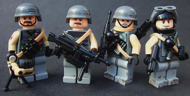 5 Unconventional (fitness) Warfare Tactics