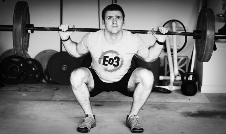 One Man One Barbell CrossFit Strength Program