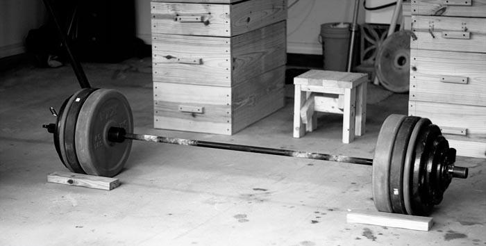 I believe in street parking do you my garage gym end