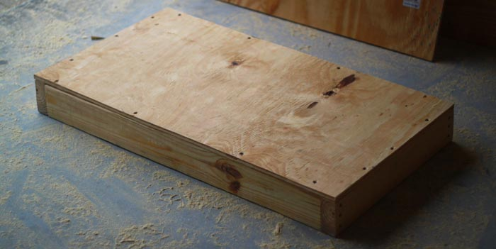 DIY Jerk Boxes