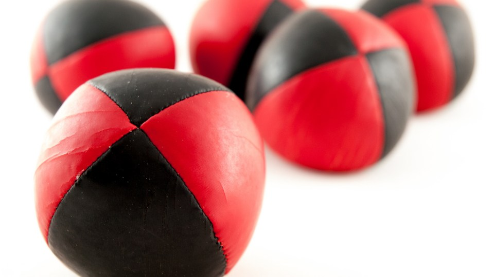 """""""The Juggle"""", or How to Dominate Fitness with a Crazy Life"""