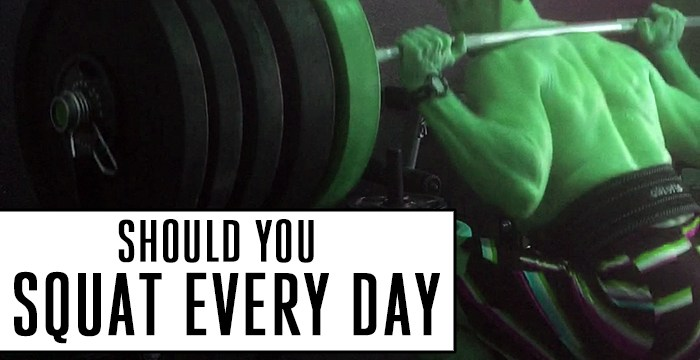 SHOULD you Squat Every Day?