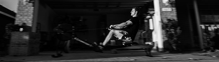 meter goals, training alone, concept 2 rower
