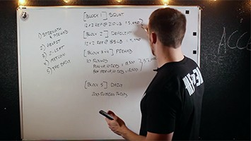 How to Add 78.7 lb. Across Three Main Lifts and Take 36 Seconds off Your Mile Time