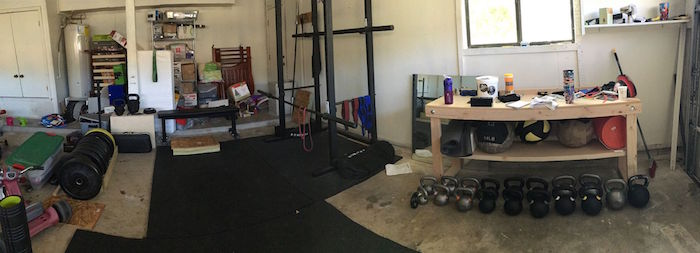 Garage gym name ideas can you install rubber gym flooring over