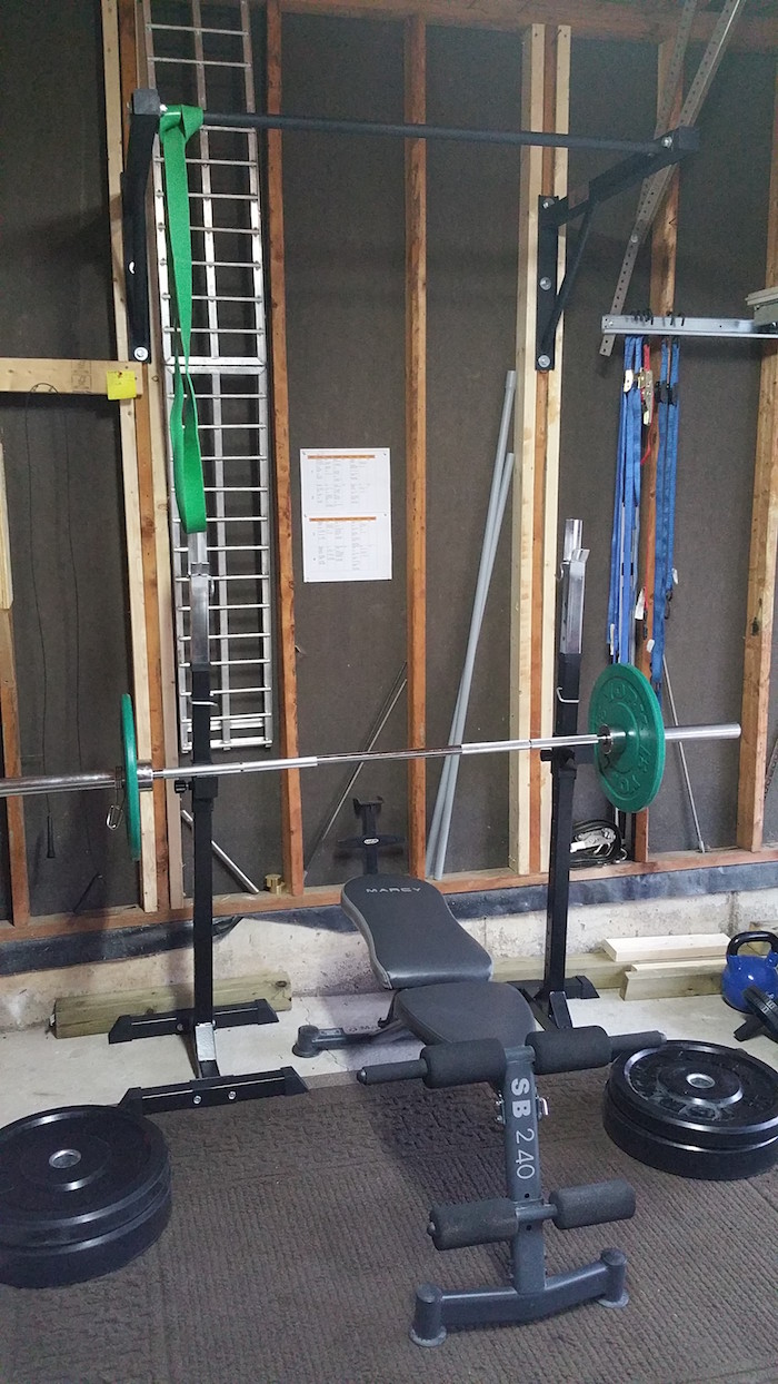 Pin by amy phillips on dogwood in home gym garage crossfit
