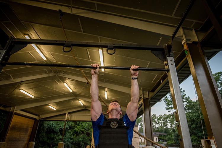 murph, murph workout, crossfit, end of three fitness