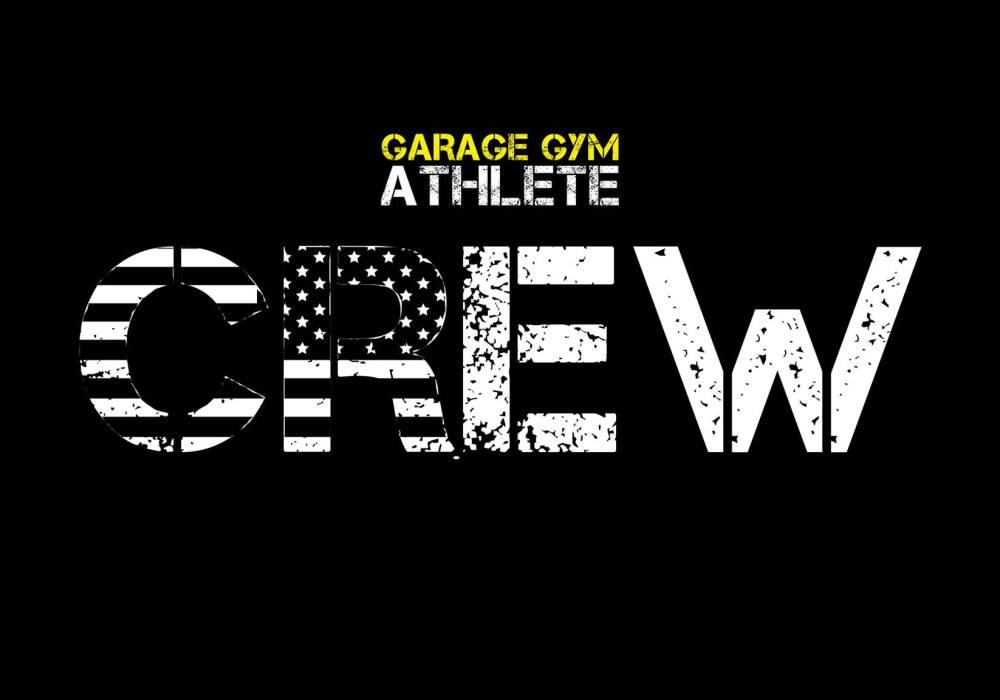 Garage Gym Athlete vs. The World (We're open this week!!)