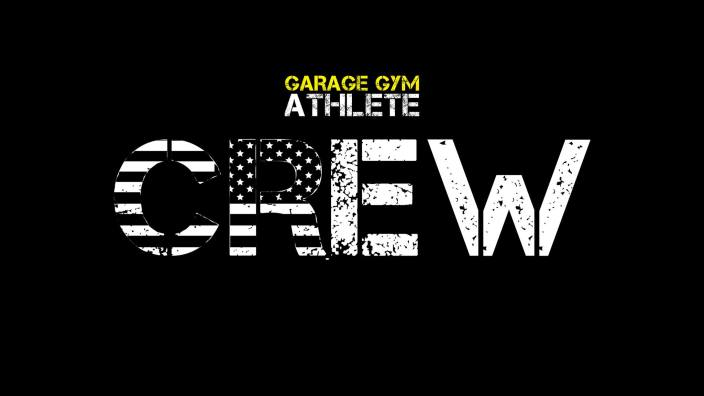 Garage gym athlete vs the world we re open this week