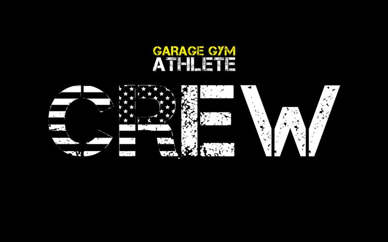 Garage Gym Athlete vs. The World (We're open this week!!)