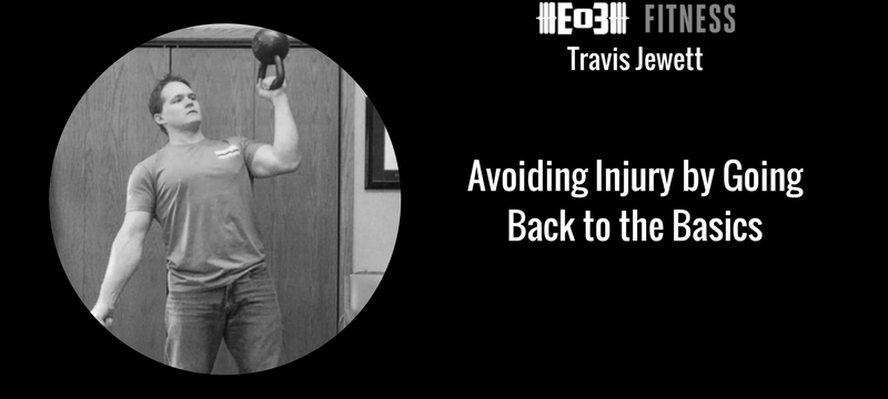 Avoiding Injury by Going Back to the Basics with Travis Jewett